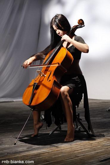 Бьянка и виолончель