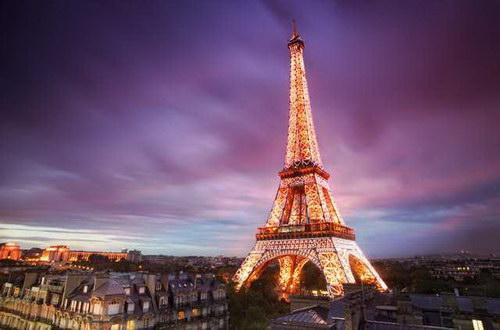 Афера с продажей Эйфелевой башни
